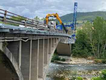 Nuova passerella ciclopedonale fra Rosano e Pontassieve, proseguono i lavori per la sua realizzazione - Valdarno24