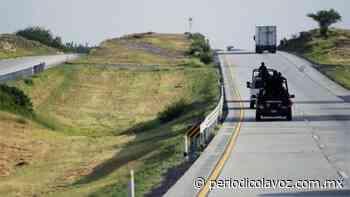 La Autopista del Terror, Así es la carretera hacia Nuevo Laredo - Periódico La Voz