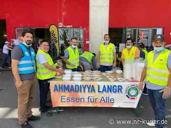 Ahmadiyya Gemeinde Neuwied hilft Flutopfern - NR-Kurier - Internetzeitung für den Kreis Neuwied