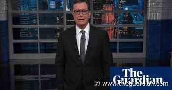 Stephen Colbert: 'Even the coronavirus is pitching a sequel' - The Guardian