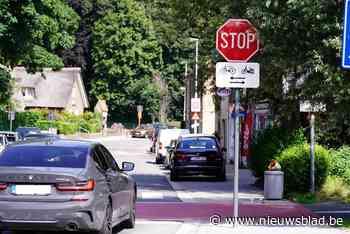 Voorrang voor fietsers: politie telt 352 overtredingen aan nieuw verkeersbord