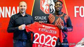 Kamaldeen: New Rennes signing draws Asamoah Gyan comparison