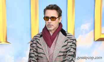 Robert Downey Jr. 'Reeling' After Suffering 'Double Tragedy,' Friends 'Worry He'll Relapse'? - Gossip Cop