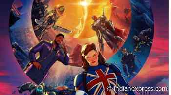 Iron Man Robert Downey Jr and Captain America Chris Evans recast in Marvel series What If, fans panic - The Indian Express