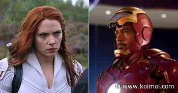 Black Widow Was Going To Have Robert Downey Jr AKA Iron Man In A Cameo But Here's How The Plan Got Shelved - koimoi
