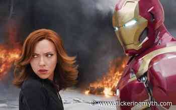 Black Widow was originally going to feature a Robert Downey Jr. cameo - Flickering Myth