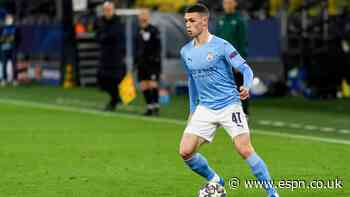 Sources: City hopeful on Foden starting season