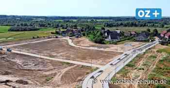 Wohngebiet Schwanzenbusch in Wismar: Wie sind Chancen auf ein Grundstück? - Ostsee Zeitung