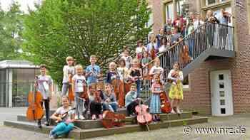 Rees: Haldern Strings hatten im Ferienworkshop viel Spaß - NRZ