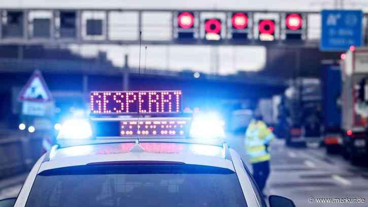 Sengenthal/Bayern: 19-Jähriger von Lkw erfasst und getötet - er lag schon auf der Straße - Merkur.de