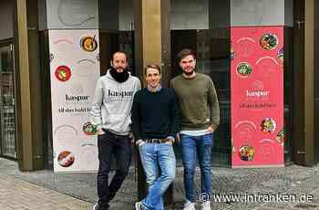 """Erlangen: """"Kaspar Schmauser"""" macht weiteres Restaurant auf - Trio will mit """"Smart Food"""" punkten"""