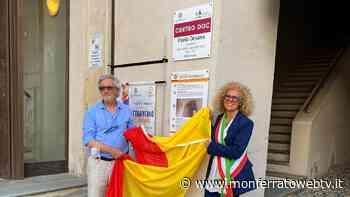 Intitolazione del Centro Comitato Casale Monferrato Capitale della DOC a Paolo Desana - Monferrato Web TV