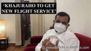 Scindia has promised new flight service from Khajuraho: MP BJP chief