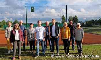 Führungswechsel bei der FC-Tennisabteilung - Region Schwandorf - Nachrichten - Mittelbayerische