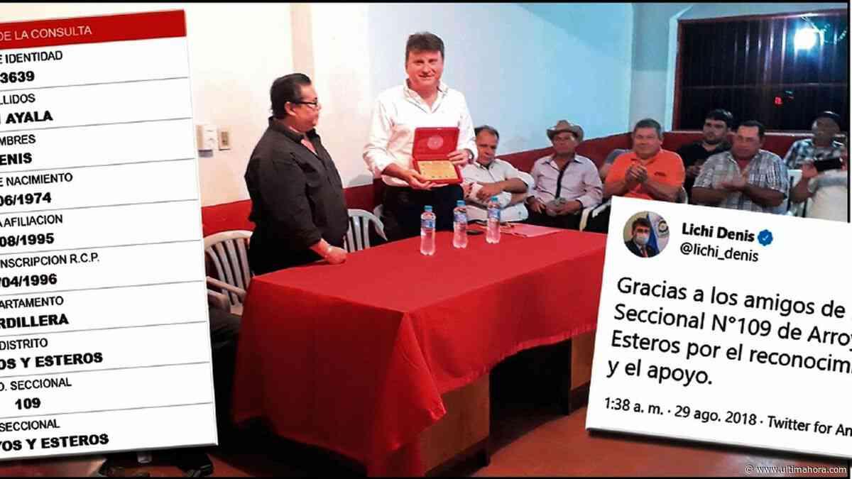 Petropar se convirtió en filial de seccional de Arroyos y Esteros - ÚltimaHora.com