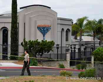 California synagogue shooting suspect pleads guilty