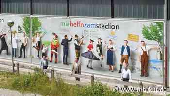 Kreissparkasse Miesbach-Tegernsee und TEV Miesbach setzen ein Zeichen für die Solidarität - Merkur Online