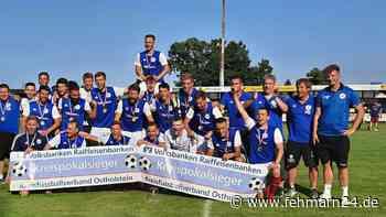 Kreispokalsieg: Souveräner 3:0-Erfolg des Oldenburger SV gegen Sereetz - fehmarn24