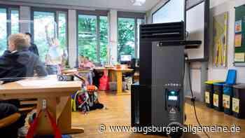 Prävention, kein Maskenersatz: Luftfilter für Schulen im Raum Neuburg - Augsburger Allgemeine