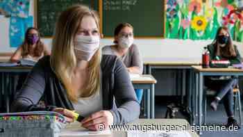 Maskenpflicht ab dem 22. Juli an weiterführenden Schulen in Neuburg-Schrobenhausen - Augsburger Allgemeine