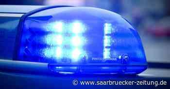 Polizei fasst Täter nach Raub in Lebach - Saarbrücker Zeitung