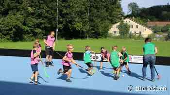 Das Street-Floorball-Feld in Rikon besteht den ersten Benutzungstest - www.züriost.ch