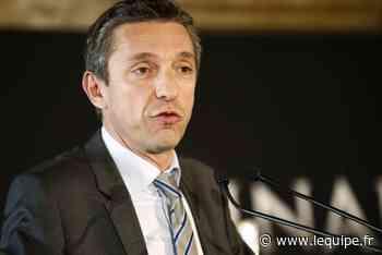 Vincent Gaillard va quitter l'EPCR - L'Équipe.fr