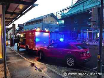 Markdorf: Wie die Unwetter im Juni die Markdorfer Feuerwehr in Atem gehalten haben - SÜDKURIER Online