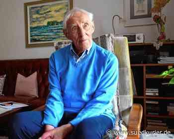 Markdorf: Den Anker in Markdorf geworfen: Ernst Marschall feiert seinen 100. Geburtstag - SÜDKURIER Online