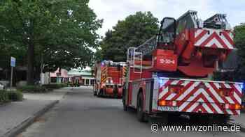 Rauchentwicklung im Keller: Feuerwehr rückt zu Oberschule in Ganderkesee aus - Nordwest-Zeitung
