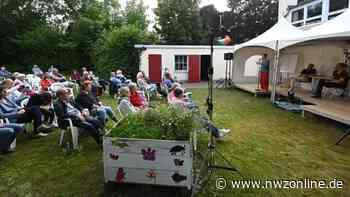 Poetry Slam in Ganderkesee: Dichterwettstreit unter freiem Himmel endet mit geteiltem Sieg - Nordwest-Zeitung