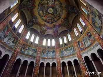 Lisieux : le dôme de la Basilique Sainte-Thérèse fait place à la grandeur et à l'évasion - actu.fr
