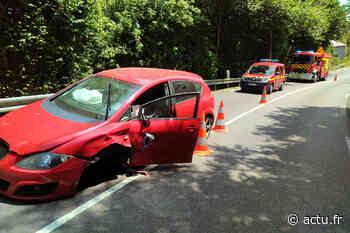 Près de Lisieux : un choc entre deux voitures fait quatre blessés légers - Le Pays d'Auge