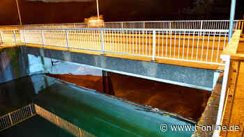 Wuppertal/Radevormwald: Öl bei Hochwasser in Wuppertalsperre geflossen - t-online.de