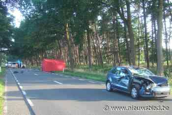 Eén dode bij zwaar verkeersongeval