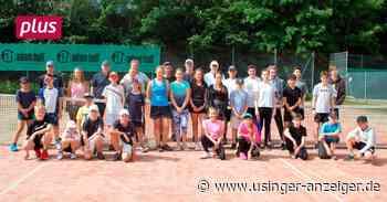 Neu-Anspach Tennis-Camp des TC Neu-Anspach - Usinger Anzeiger