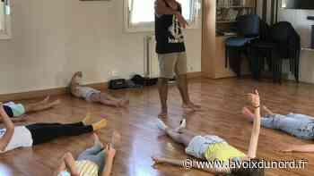 Calais: la compagnie Hervé Koubi initie les jeunes à la danse contemporaine - La Voix du Nord