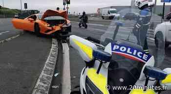 Pas-de-Calais : Prison ferme pour l'invité d'un mariage qui avait pulvérisé une Lamborghini louée - 20minutes.fr