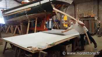 À Calais, des jeunes découvrent l'histoire du dundee Lorette, plus vieux bateau en bois du Nord-Pas-de-Calais (photos) - Nord Littoral