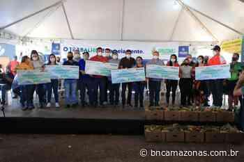 Wilson Lima entrega mais de R$ 1 milhão para setor primário de Manacapuru - BNC Amazonas