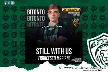 Il dinamismo di Francesco Mariani ancora per il centrocampo del Bitonto! – U.S. Bitonto Calcio - calcioWEBpuglia