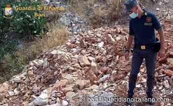 Bitonto, discarica abusiva a Lama Balice: sequestrati 100mila metri cubi di rifiuti edili. Multa da 3milioni di euro - Il Quotidiano Italiano - Bari