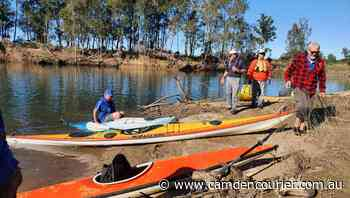 Kendall Community Boatshed kayaking members are back in the water after floods and weather events - Camden Haven Courier