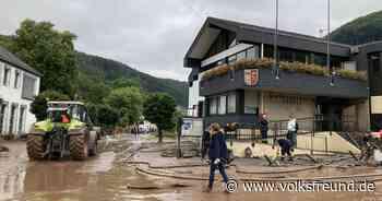 Kordel räumt nach dem Hochwasser auf: So ist die Lage - Trierischer Volksfreund