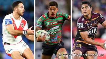 On the clock: Positions every NRL club need to fill from 114 off-contract stars