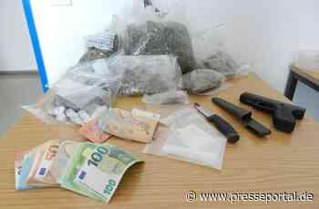POL-DA: Viernheim/Birkenau/Mannheim: Rauschgiftfahnder beschlagnahmen Drogen - Presseportal.de