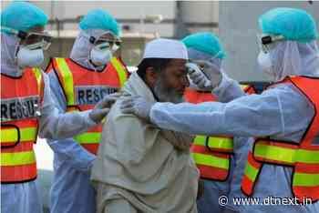 Pakistan's Sindh govt says Karachi could see a big jump in coronavirus cases during Eid - DTNext