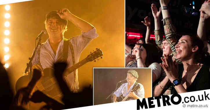 Pete Doherty treats Freedom Day revellers to live show in Newcastle after living quiet life in France