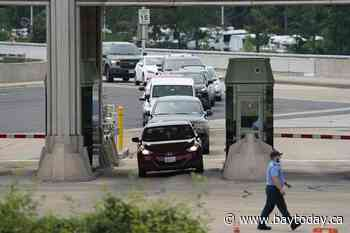 Businesses along U.S. border hoping for imminent easing of travel restrictions