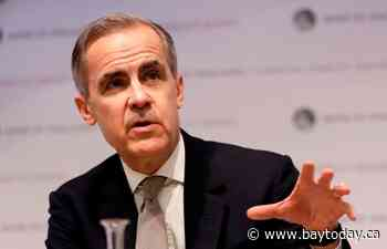 Mark Carney says climate commitments preclude running in fall election